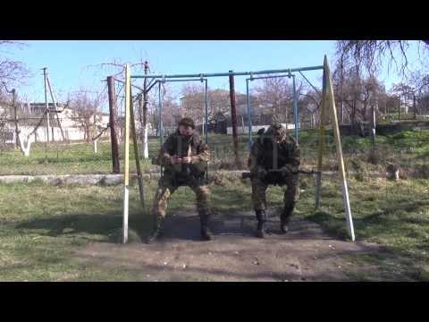 Разборки на границе Украины и Крыма - Реальность.Новости