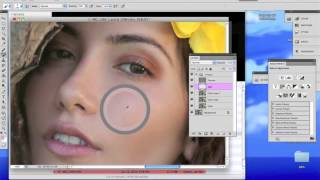 Skin Retouching and Editing - Photoshop Tutorial