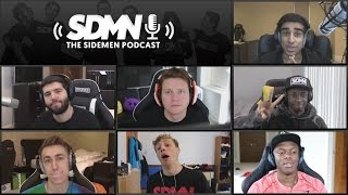 FIRST EVER SIDEMEN PODCAST