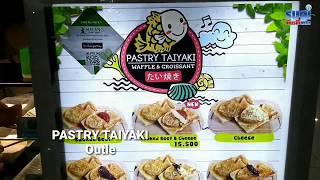 Kuliner Review Pastry Taiyaki MOG Malang