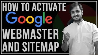 Lesson 18: How to Activate google sitemap generator, google sitemap tutorial, google sitemap blogger