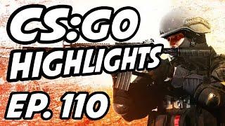 Counter-Strike Global Offensive CSGO Daily Highlights | Ep. 110 | ESL_CSGO, ESL_CSGOb, summit1g