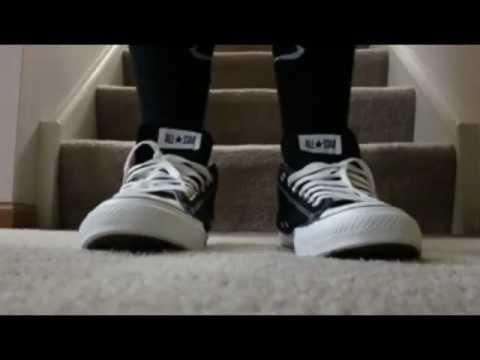Converse Low Cut Black...