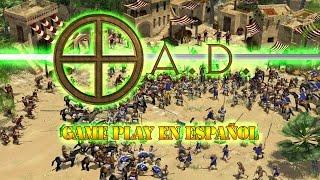 O.A.D [Estrategia][HD]Gameplay *Torres y Murallas*