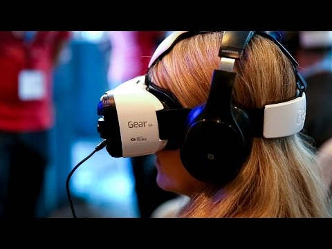 Samsung Gear VR with Oculus Hands-On