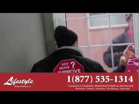 Vinyl Replacement Windows Markham ON | 1-800-465-0593
