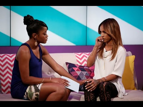 KARRUECHE TRAN FULL INTERVIEW ON JUST KEKE ABOUT CHRIS BROWN || LINK TO HD VERSION IN DESCRIPTION