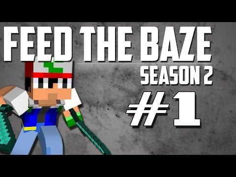 ΜΑΖΕΥΟΥΜΕ ΤΑ ΑΠΑΡΑΙΤΗΤΑ -  Feed The Baze1 S2E1