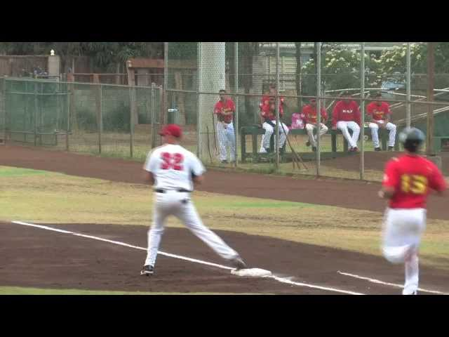 06/20/13 HIGHLIGHTS Maui Na Koa Ikaika vs. The Santa Rosa Rose Buds 3-2