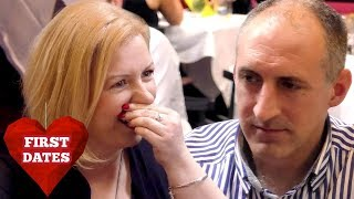 Blind Date Realises They Dated Before | First Dates Ireland