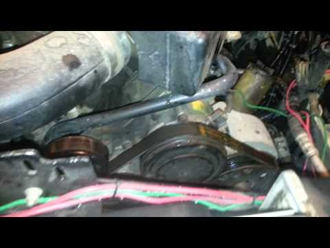 How to Flush Radiator - 2001 Ford Ranger