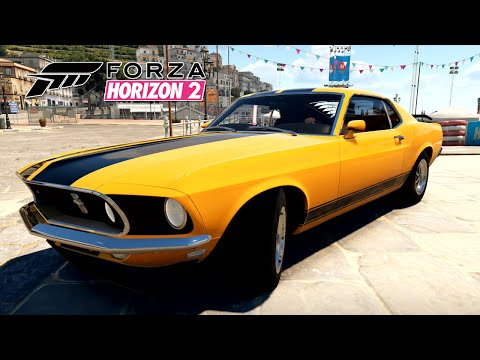 Forza Horizon 2 #17   Ford Mustang Boss 302 1969   Xbox One Pt 1080p video