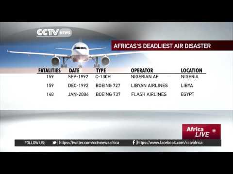 Africa's worst air disasters
