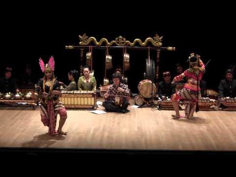 Tari Golek Menak Putri Gaya Yogyakarta  - Isi Yogyakarta video