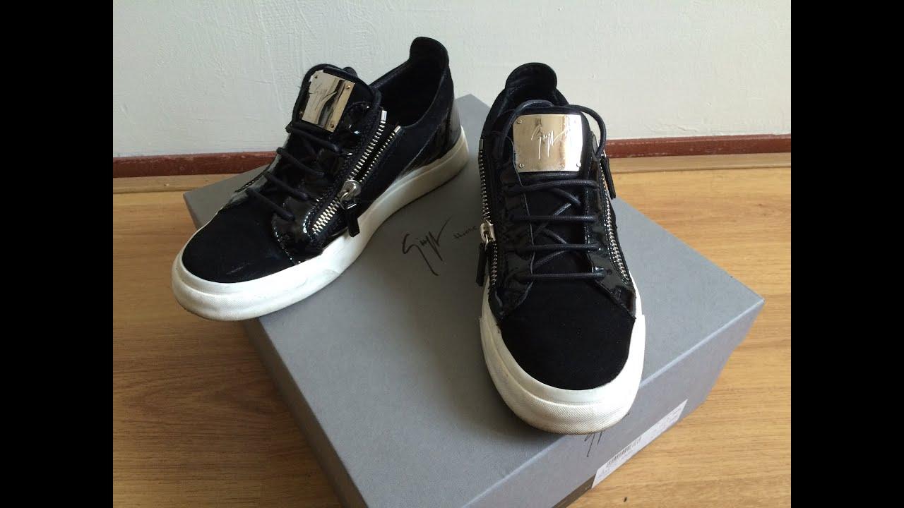 Uk Giuseppe Zanotti Sneakers - Watch V 3dctmdmrlq8tk
