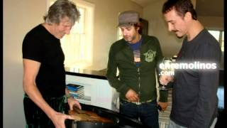 Cerati habla de The Child Will Fly grabado con Roger Waters | Radio Rock and Pop (2009)
