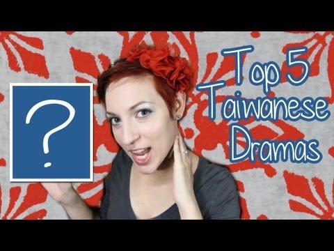 Top 5 Taiwanese Dramas - Top 5 Fridays
