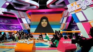 Tausiah bersama Ustadzah Nabila, Raffi, Deni Cagur, Anwar, Felicya di Dahsyat tgl 2 juni 2017