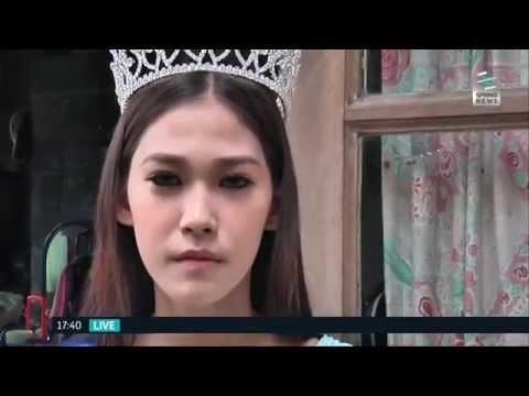 """สัมภาษณ์พิเศษ """"มิ้นต์ ขนิษฐา"""" Miss Uncensored News Thailand 2015 - Springnews"""