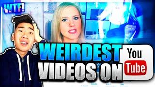 WEIRDEST VIDEOS ON YOUTUBE? (ASMR)