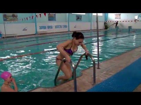 Президентские спортивные игры. Плавание.