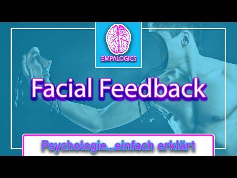 Facial Feedback – Wie Du Deine Stimmung manipulierst  | Psychologie...einfach erklärt