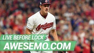 MLB DFS Live Before Lock - Sun 6/16 - DraftKings FanDuel Yahoo - Awesemo.com