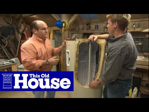 How to Maintain an Electric Water Heater - This Old House