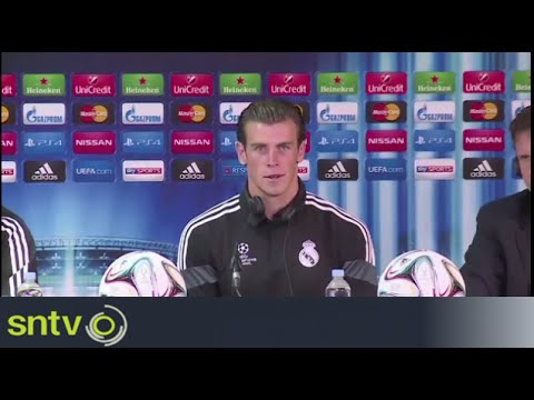 Real Madrid want to win everything - Bale