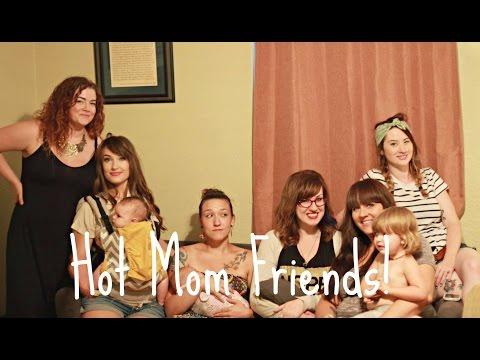 Hot Mom Friends! video