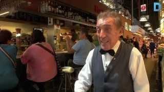 Pinotxo Bar i el Bar del Paco: Els bars dels mercats, cuina fresca i tradicional