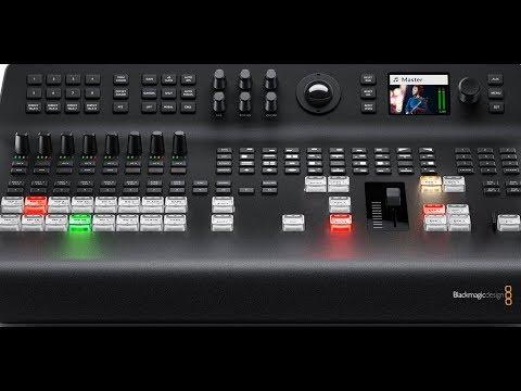 Need to Know- Blackmagic Design ATEM Television Studio Pro 4k - NAB 2018 thumbnail