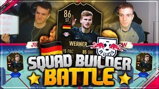 FIFA 19: SIF WERNER Squad Builder Battle 🏃💥