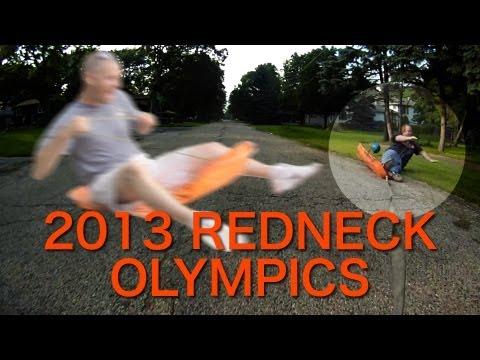 Redneck Olympics - July 4th, 2013
