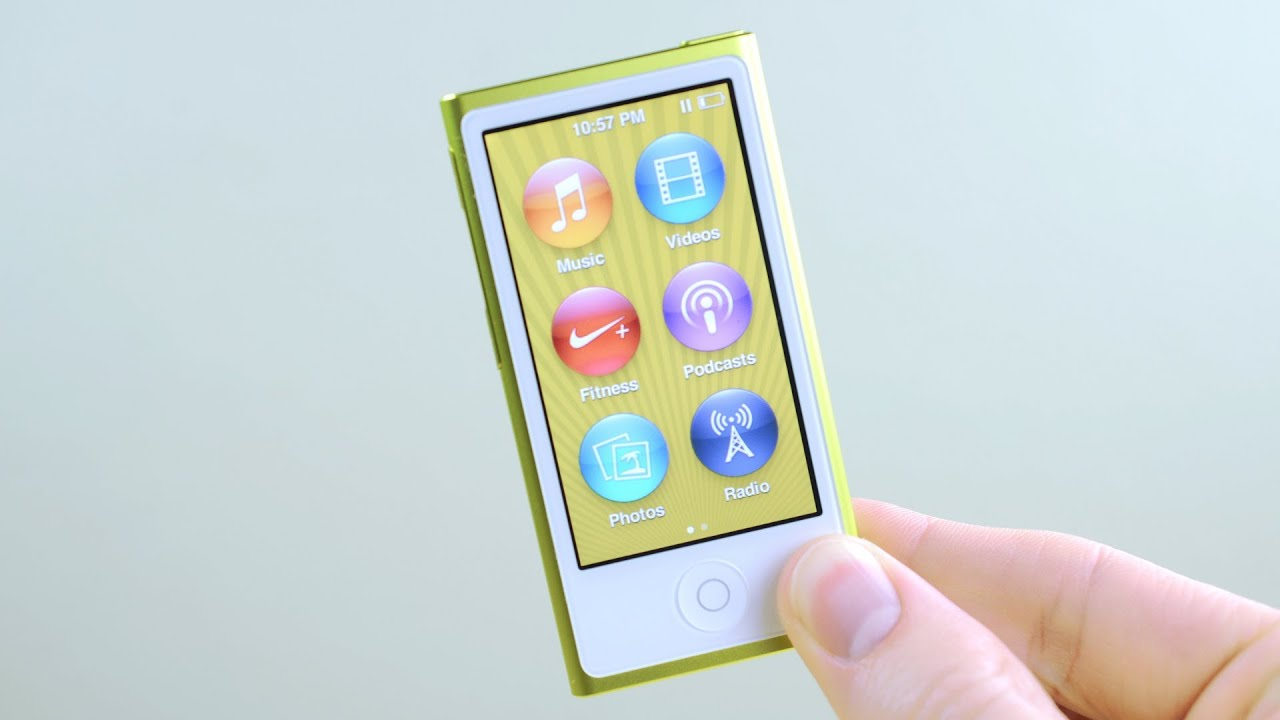 ipod nano 7th generation review youtube. Black Bedroom Furniture Sets. Home Design Ideas