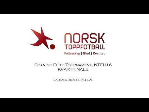 NTFU16 Kvartfinale: Bodø/Glimt - Aalesund (23.07.14)