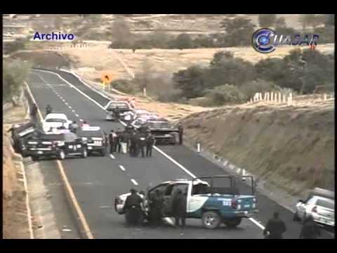 Emboscan y matan a 3 policías federales
