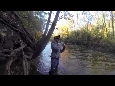 Steelhead Fishing Oak Orchard