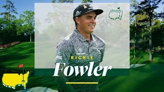 Rickie Fowler's First Round In Under Three Minutes