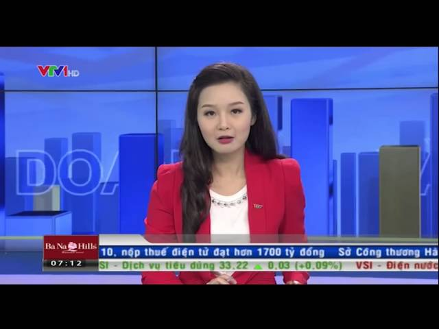[VIDEO] Tài chính kinh doanh sáng 18/11/2014