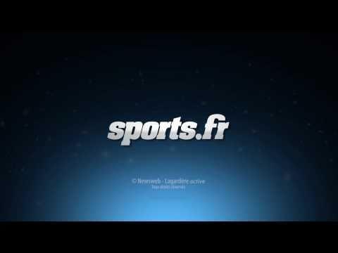 Du sports sur l'iPhone ! l'actualité sportive en temps réel