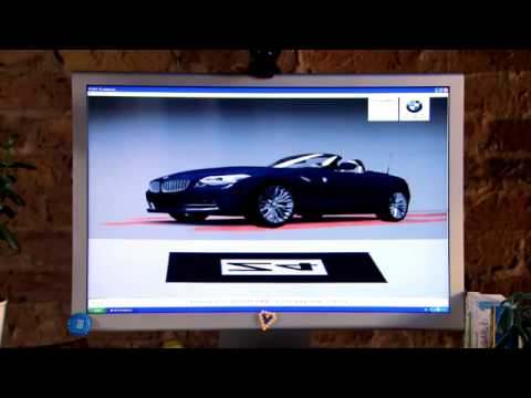 New BMW Z4 in 3D
