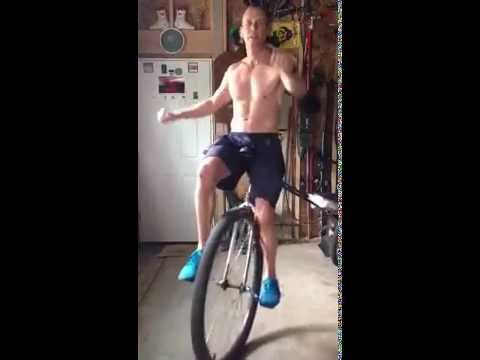 Unicycle idling 36