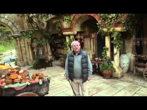 THE HOBBIT: AN UNEXPECTED JOURNEY, Production Diary 8