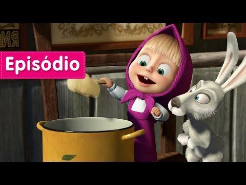 Masha e o Urso - Receita para o Desastre (Episódio 17) Desenho animado novo!