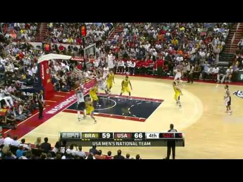 Team USA vs. Brazil - 2012 London Olympics