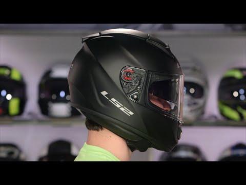 LS2 Vector Helmet Review at RevZilla.com
