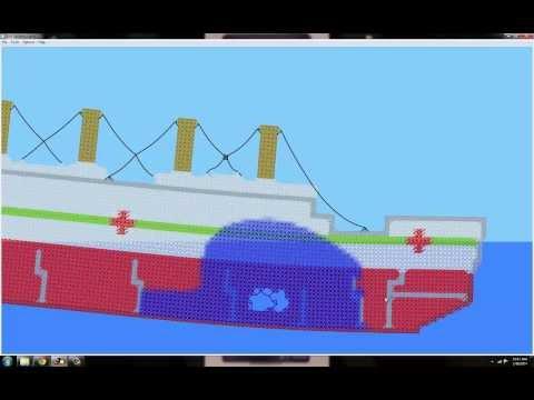 Britannic Sinking Simulator ▶ Sinking Simulator