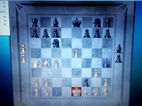 LASKEROV šahovski trik - ALBINOV Protiv gambit - Damin gambit # 88 sah i mat