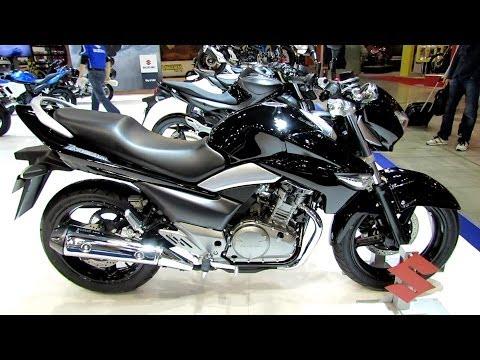2014 Suzuki Inazuma 250 - 2013 EICMA Milan Motorcycle Exibition